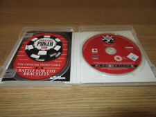World Series of Poker 2008 PS3 Playstation 3