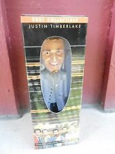 NOS MIB 2001 best buy NSYNC JUSTIN TIMBERLAKE Bobblehead S20B)