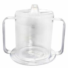 Universal Easy Grip Two Handled Drinking Sip Cup - Adult & Child