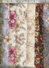 Telas y tejidos florales