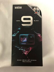 GoPro HERO9 Black 5K UHD Action Camera Accessories Bundle New Genuine Hero 9