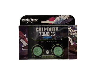 KontrolFreek Call Of Duty Zombies Spaceland Thumbsticks for PS4 PS5 PlayStation