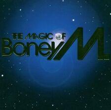 Boney M. Magic of (20 tracks, 2006) [CD]
