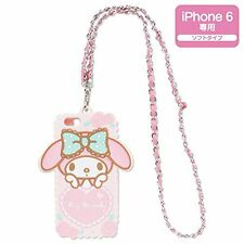 iPhone 6 Case with My Melody Neck Strap japan