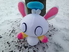 NEW Handmade Sonic Adventure Ghost Snow Bunny Chao Plush