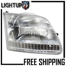 1997-2004 Ford Expedition F-150 F-250 Right Passenger Side RH Headlight Headlamp