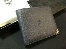 MCM Men's Leather Wallet