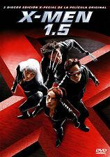 PELICULA DVD X-MEN 1.5 EDICION ESPECIAL 2 DISCOS + FUNDA HOLOGRAFICA RELIEVE