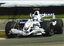 Sebastian Vettel BMW Sauber F1.07 USA Grand Prix 2007 Signed Photograph 8
