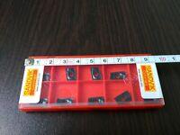 SANDVIK R390-11T308M-PM 4230 10 PCS CARBIDE INSERTS FREE SHIPPING