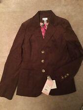 Lilly Pulitzer Kristen Corduroy Blazer Coat Jacket NWT - VINTAGE