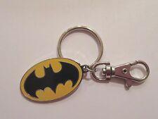 Batman Keychain Bat Signal Backpack Charm Zipper Pull NEW
