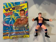 WCW Collectible Wrestlers Series 3 Alex Wright loose figure w/box 1994