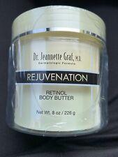 Dr Jeannette Graf Rejuvenation Body Butter 8 OZ NEW SEALED