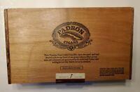 Padron 3000 Natural Cigar EMPTY Box