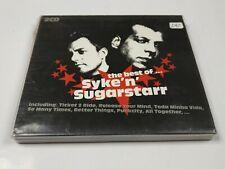 JJ12-THE BEST OF SYKEN SUGARSTARR 2 CD NUEVO REPRECINTADO LIQUIDACIÓN!!