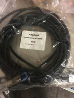 Amphenol 10-Gigabit Ethernet CX4 Cable 15mtr part no;562350015