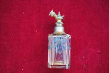 flacon parfum verre emaillé