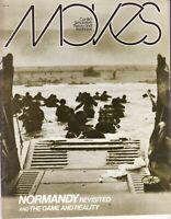 MOVES #6 DEC 1972 / SPI BOARD WARGAMES / NORMANDY / ARMAGEDDON