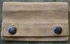 WWI WWII US ARMY INFANTRY M1910 FIRST AID CARRY POUCH-OD#3