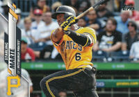 Starling Marte 2020 Topps Series 1 #183 Pirates   Baseball Card