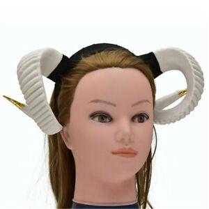 Halloween Devil Headband Props Christmas Party Horns Headband Cosplay New