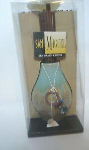 San Miguel Fragrance Diffuser Sea Grass Lotus Bottle Reeds Oil