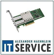 Intel X520-DA2 10 Gigabit 10GBe SFP+ Dual Port Server Adapter Gebraucht LP