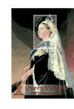 Guyana - 2001 - Queen Victoria - Souvenir Sheet - MNH