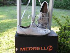 Merrell Mimix Cheer Oxfords Laser Cut Lace Up Flats Comfort Shoes Womens Size 7
