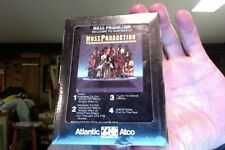 Mass Production- Welcome To Our World- new/sealed 8 Track tape