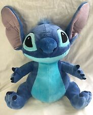 "PLUSH STITCH 13""FROM LILO & STITCH FROM THE DISNEY STORE AUTHENTIC"