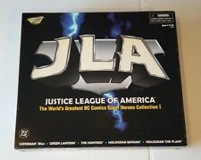 "1998 Kenner JLA Justice League America Large Box Set 1 of 5"" Action Figures"