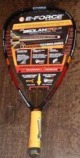"""New listing E-Force Bedlam 170 LITE racquetball racquet 3 5/8"""""""