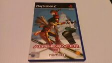 Alpine Racer 3 (Sony PlayStation 2, 2002) - UK /European PAL Version FREE P&P