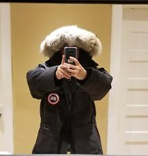 2019 GREY LABEL BLACK CANADA GOOSE MENS EXPEDITION XXL (FITS LIKE 3XL-4XL) PARKA