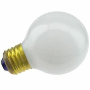 (2) REPLACEMENT BULBS FOR BULBRITE 739698320021 25W 120V