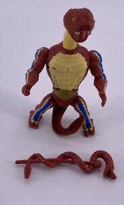 Vintage 1985 He-man Masters Universe Rattlor Complete Figure MOTU Staff Toy Rare