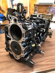 06 Evinrude E-Tec 40 50 HP 2 Stroke Outboard Engine Powerhead Freshwater MN