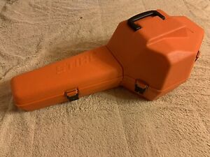 Vintage Stihl Case Excellent Condition A+ All Tabs & Latches Perfect 026 027 028