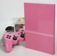 PS2 Slim Console System SCPH-77000 Only for NTSC-J PINK Playstation 2 FJ2362521