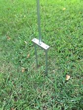 Bottom Stand Only For Bank Fishing 2 post Heavy Duty    $4.00 each