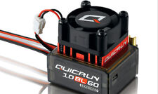Hobbywing QuicRun-10BL60-Sensored 60A Brushless Sensored ESC for 1:10/1:12 Car
