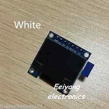 "128X64 OLED 0.96"" Blanco IIC SPI módulo de pantalla u 8 GLib ESP8266 Arduino"