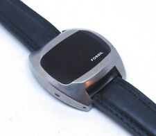 FOSSIL Vintage 1970's throwback LCD Wrist Watch