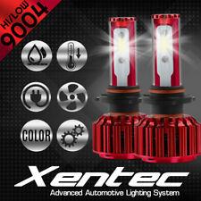 XENTEC LED HID Headlight Conversion kit 9004 HB1 6000K 1987-1996 Mercury Tracer