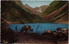 CPA  - Nos Belles Montagnes, Les Pyrénées, Le Lac de Gaube (281891)