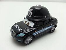 Mattel Disney Pixar Cars 2 Doug Speedcheck Diecast Metal Toy Car 1:55 Loose New#