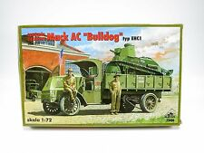 "1/72 RPM Mack AC ""Bulldog"" typ EHC1 Truck - Parts Sealed - 72400 WWI Model Kit"