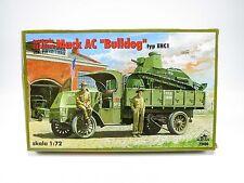"1/72 RPM Mack AC ""Bulldog"" typ EHC1 Truck - Parts Sealed - 72400 WWI Model Kit"